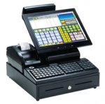 ITJ-3000 FnB Touch Screen Terminal (Package)